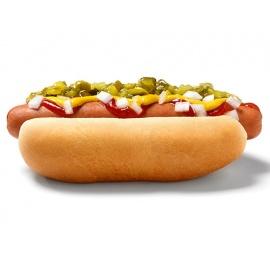 Hot Dog Bun (A pack of 6)