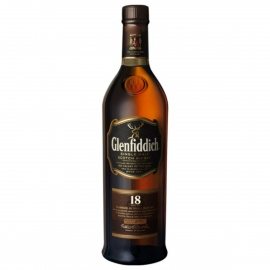 GLENFIDDICH SINGLE MALT SCOTCH WHISKY 18YEARS 1 LT