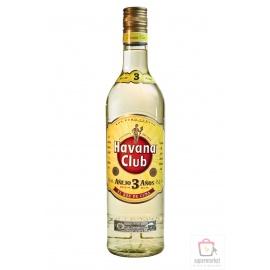 HAVANA CLUB ANEJO 3 ANOS RUM 70CL