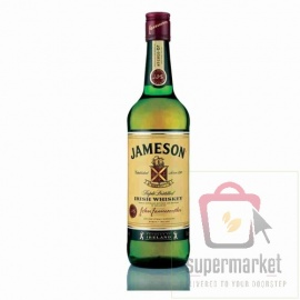 JAMESON IRISH WHISKEY 75CL