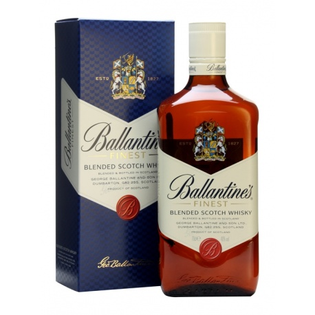 BALLANTINES FINEST SCOTCH WHISKY 20CL