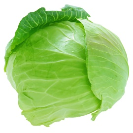 Cabbage (Mboga) /PIECE