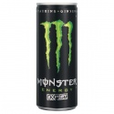 MONSTER BLACK ENERGY DRINK
