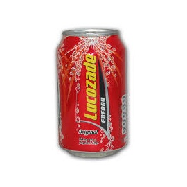 LUCOZADE ENERGY DRINK ORANGE 300ML