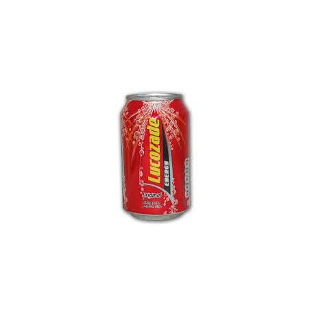 LUCOZADE ENERGY DRINK ORANGE 300ML