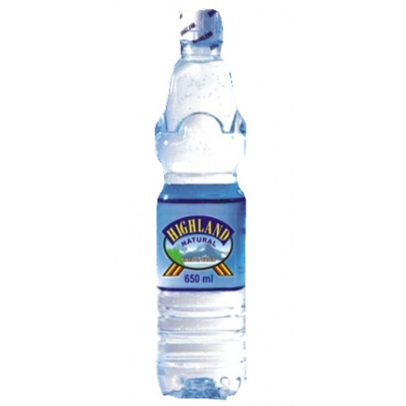 HIGHLAND MINERAL WATER