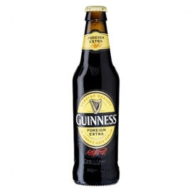 GUINNESS FOREIGN EXTRA STOUT 300ML