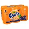 Fanta Orange 6 X 330 Ml Pack