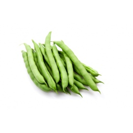 Green French Round Beans 1KG