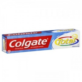 Colgate Total Toothpaste Whitening Gel