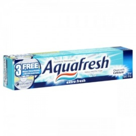 Aquafresh Triple Protection Fluoride Toothpaste Extra Fresh