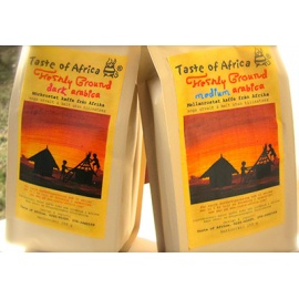 Taste of Africa Freshly Ground Coffee