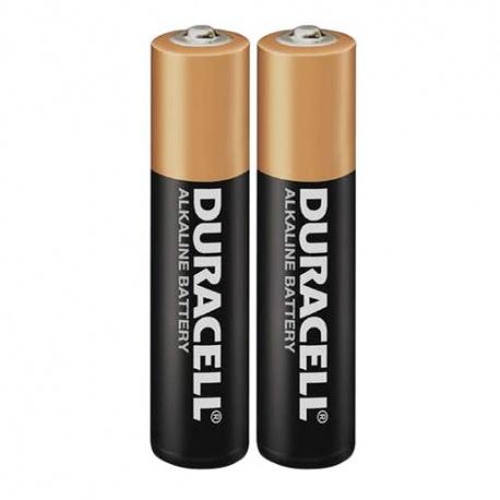 Duracell AAA 1.5V Alkaline Coppertop1 Pair