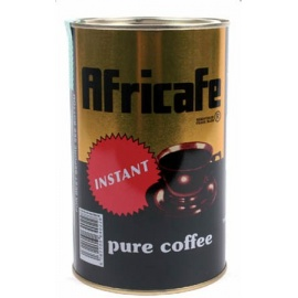 Africafe Pure Instant Coffee 250 Grams