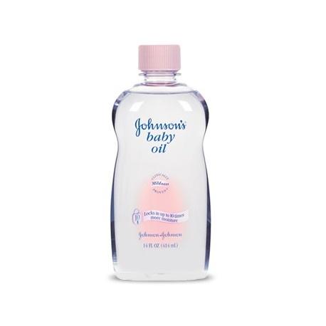 baby oil 125ml