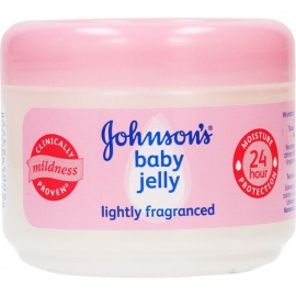 lightly fragranced baby jelly 100ml
