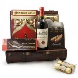 Wine and Chocolate Journey