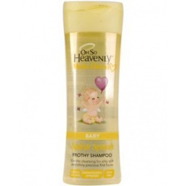mum and cherub splish splash forth baby shampoo
