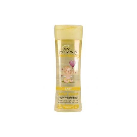 mum and cherub splish splash forth baby shampoo
