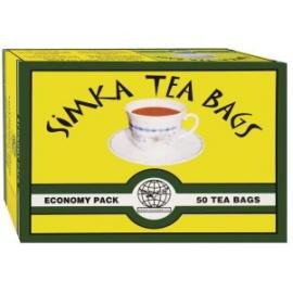 SIMKA Tea bags 50 Tea Bags