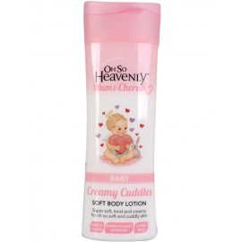 Mum and cherub creamy cuddles soft baby body lotion 270ml