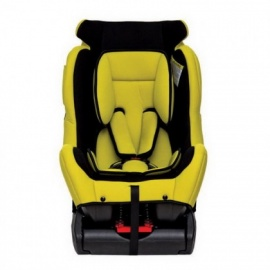 car seater for babies yellow