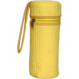 single bottle warmer yellow