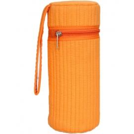 single bottle warmer orange