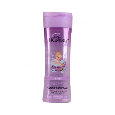 mum anda cherub rub a dub dub gentle baby bath wash 270ml