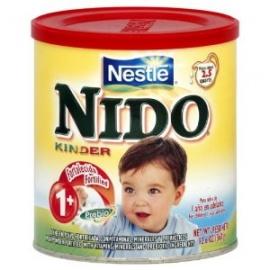 Nestle nido milk powder 400 grams