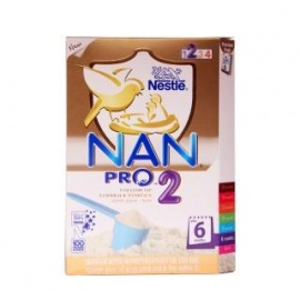 Nestle Nan Pro Follow up Formula Powder Stage 2