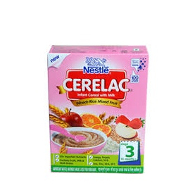 Nestle Cerelac Infant Cereal with Milk Stage 3