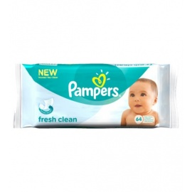 Fresh Clean Pamper Wipes