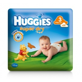 huggies super dry