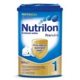 Baby formula Nutrilon Pronutra Baby Milk