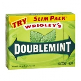 WRIGLEYS DOUBLE MINT (30X20X10