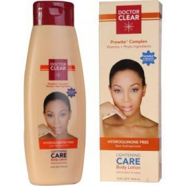 Doctor Clear Lightening Body Care - 414ml