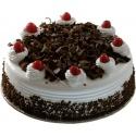 EGGLESS Chocolate Crown Cake
