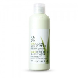 The Body Shop Aloe Calming Facial Cleanser - 200ml