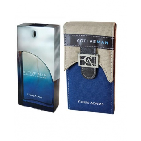 Chris Adams Active Man Eau de Parfum - 100ml