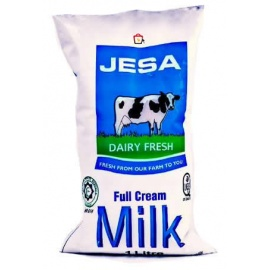 Jesa Fresh Dairy Full Cream Milk 1ltr