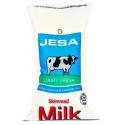 Jesa Fresh Dairy Skimmed Milk 1ltr