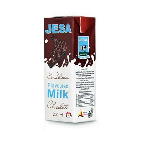 Jesa Flavoured Milk Chocolate 200ml