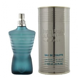JEAN PAUL GAULTIER Le Male Eau de Toilette Spray - 125ml