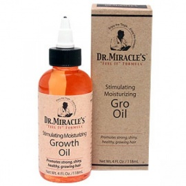 Dr. Miracle's Daily Moisturizing Gro Oil - 118ml