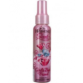 Oh So Heavenly Girl's Best Friend Dazzling Shimmer Spray - 100ml
