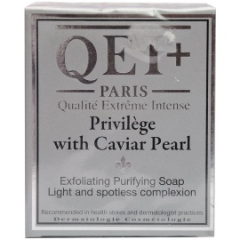 QEI Privilege Caviar Pearl Exfoliating Purifying Soap - 200g
