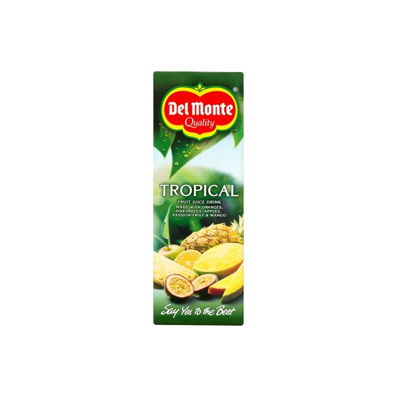Buy online delmonte tropical Juice 1Liter in uganda