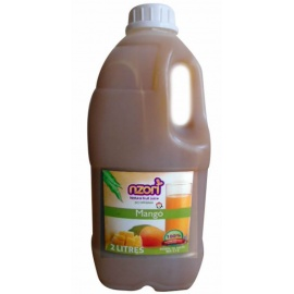 Nzori Natural Fruit Juice Mango 2 Ltr