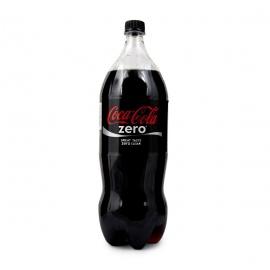 Coke Zero Soda 2Ltr